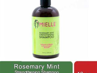 Rosemary Mint Strengthening Shampoo (12 oz)