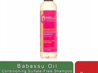 Babassu Oil Conditioning Sulfate-Free Shampoo