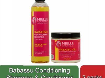 Babassu Conditioning Shampoo & Conditioner