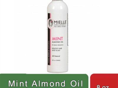 Mint Almond Oil (8 oz)