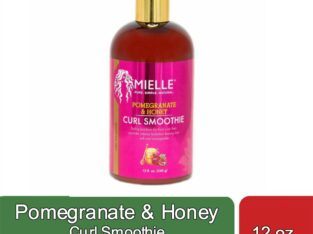 Pomegranate & Honey Curl Smoothie