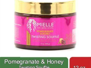 Pomegranate & Honey Twisting Souffle