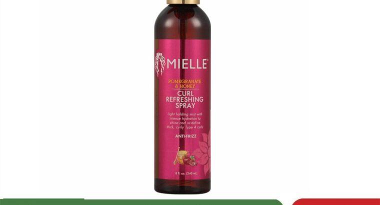 Pomegranate & Honey Curl Refreshing Spray
