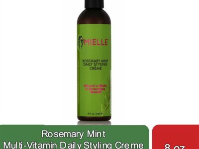 Rosemary Mint Multi-Vitamin Daily Styling Creme