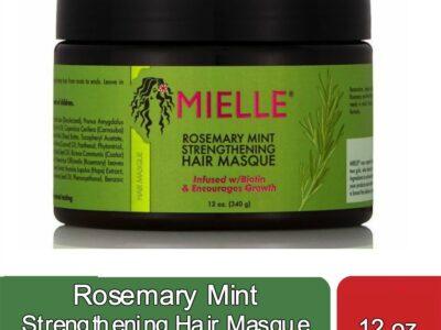 Rosemary Mint Strengthening Hair Masque