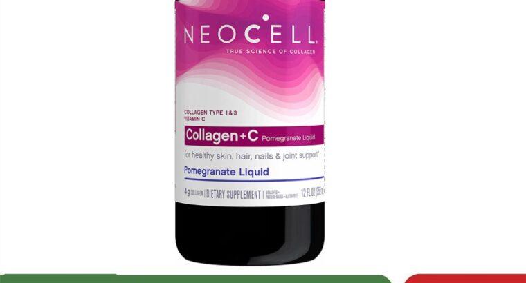 Collagen + C Pomegranate Liquid