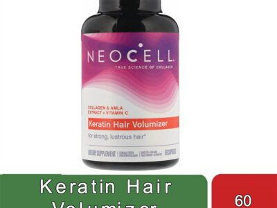 Keratin Hair Volumizer (60 capsules)