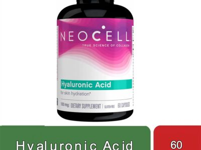Hyaluronic Acid (60 capsules)