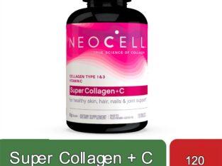 Super Collagen + C (120 tabs)