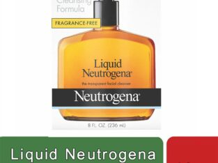 Liquid Neutrogena (8 fl oz)