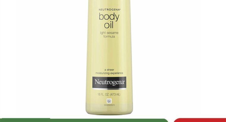 Oil-free Moisture Ultra gentle facial moisturizer