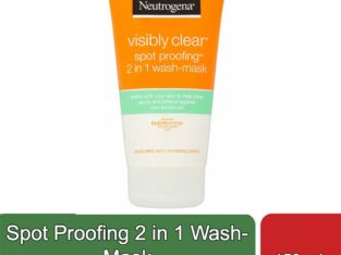 Spot Proofing 2 in 1 Wash-Mask