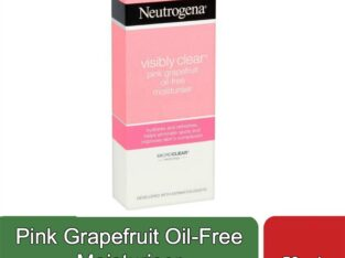 Pink Grapefruit Oil-Free Moisturiser (50 ml)