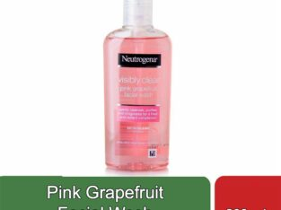 Pink Grapefruit Facial Wash (200 ml)