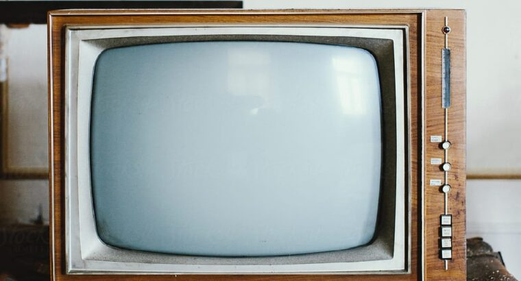 A Brief History Of Television                               By Fofoofo Market