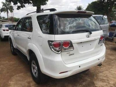 Toyota Fortuner FWD for Sale in Ghana