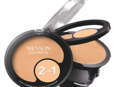 revlon 2 in 1 makeup and concealer