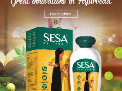Sesa Aryuvedic Hair Oil