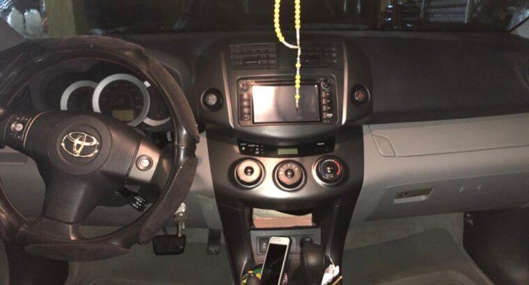 Toyota Rav4 Year Model: 2012