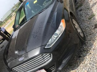 Ford Fusion YEAR MODEL: 2019