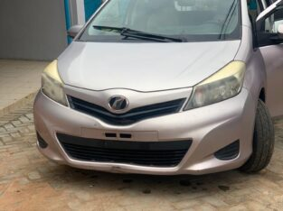 Toyota Vitz Year Model: 2011