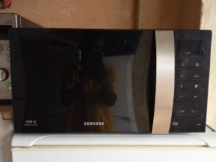 Original home use SAMSUNG microwave