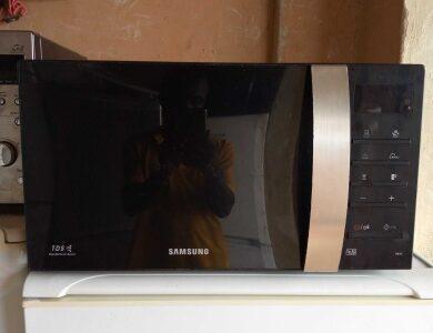 Original home use SAMSUNG microwave