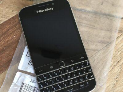 Blackberry classic 4G LTE