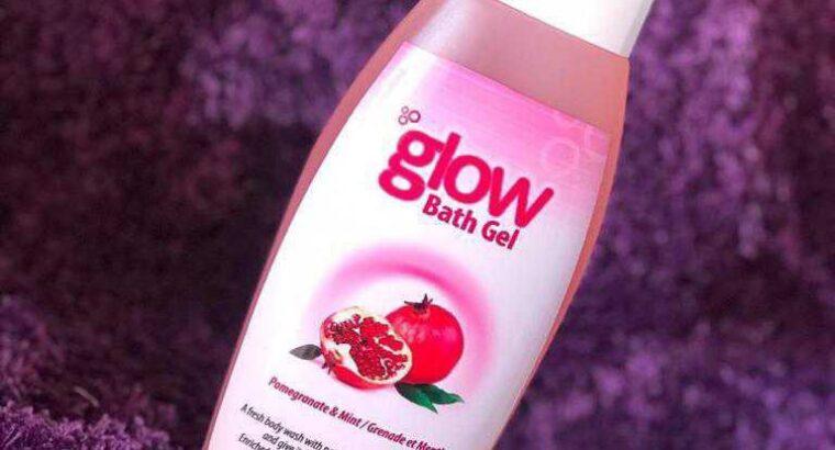 toning shower gel