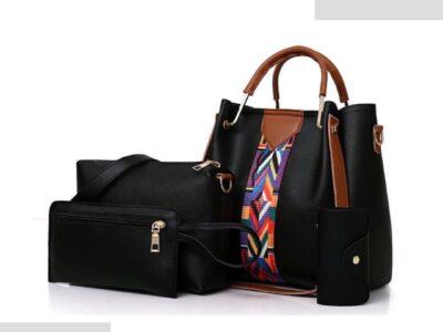 4 in 1 set bag