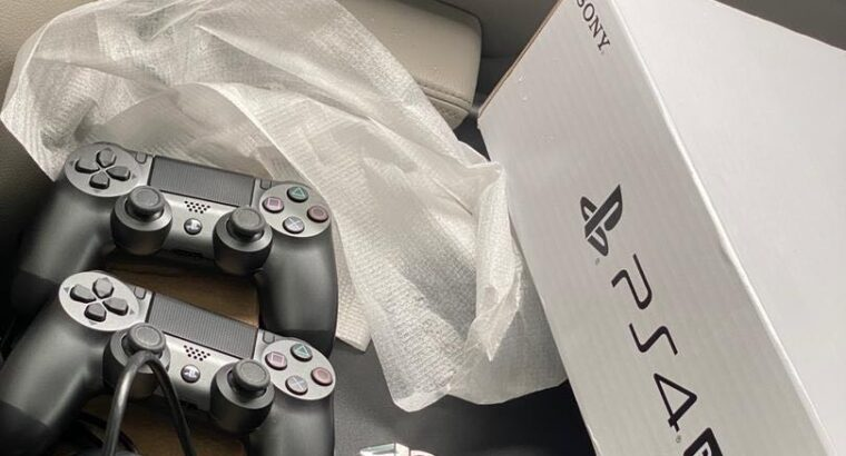 PS4 Consoles, Games and Controllers