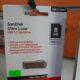 SanDisk USB 3.1 flash drive 8GB