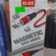 Magnetic data cable