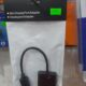 Mini display port adapter