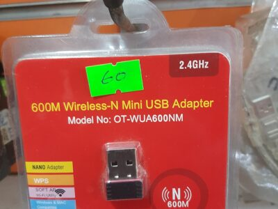 600m Wireless-N mini USB adapter