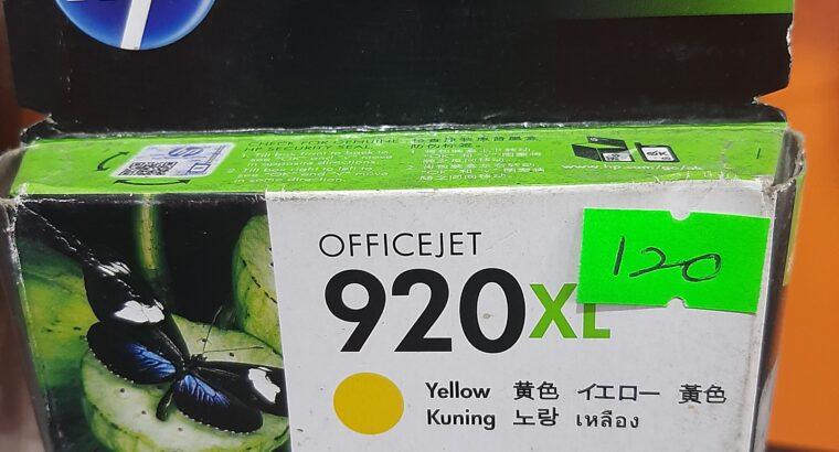 HP office jet 920 xl