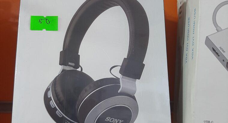 Sony wireless stereo headset