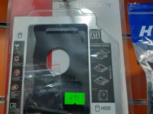 Second HDD caddy