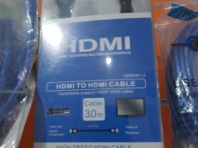 HDMI cable 3.0m