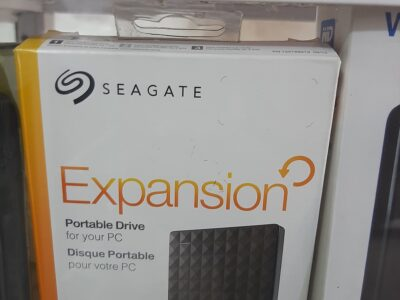 Seagate Hard drive case