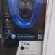 Hp wireless optical mouse