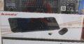 Banda 2.4G wireless keyboard mouse combo