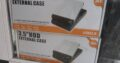 3.5″ Hard disk external case