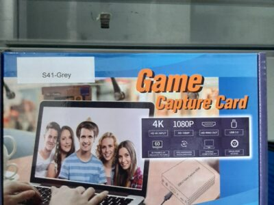Game capture card