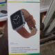 Genuine Apple watch leather band
