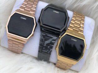 Luxury Casio watch
