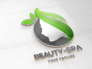 3D Business Logo