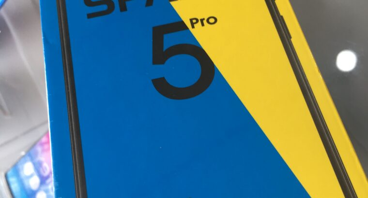 Tecno Spark 5 Pro 128gb