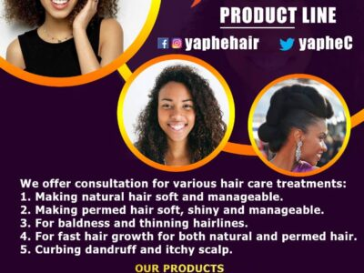 Yaphe Hair Consultation