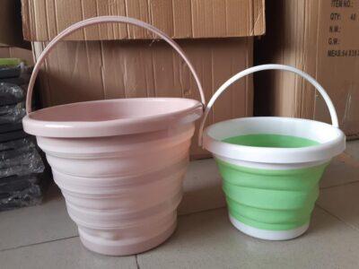 Durable Rubber Bucket